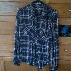 Maurices plaid
